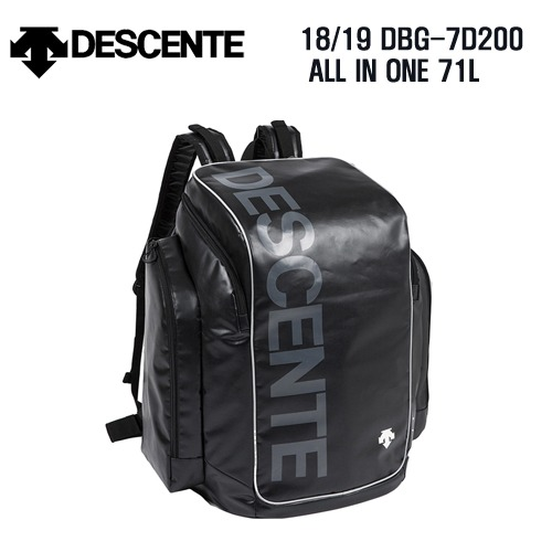 1819시즌 DESCENTE 가방 DBG-7D200 ALL IN ONE 71L