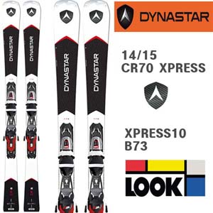 1415시즌 DYNASTAR CR70 XPRESS/X10 B73