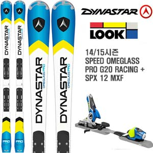 1415시즌 DYNASTAR (회전SL) SPEED OMEGLASS PRO R20 RACING+SPX12 MXF