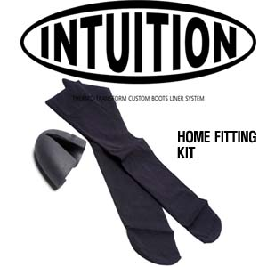 INTUITION INNER 인투이션 스키 이너부츠 HOME FITTING KIT