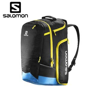17/18시즌 SALOMON EXTEND GO TO SNOW GEAR BAG BK/BLUE/YEL