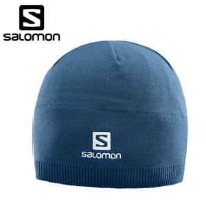 17/18시즌 SALOMON 비니 SALOMON BEANIE DRESS BLUE