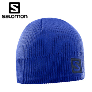 17/18시즌 SALOMON 비니 LOGO BEANIE SUFT THE WEB