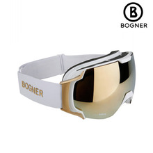 16/17시즌 BOGNER 고글 JUST B GOLD WHITE