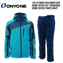 1819 시즌 ONYONE ONJ 91042 DEMO OUTER JKT TURQUOISE+ONP 91052 DEMO PANTS NAVY