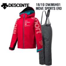 1819시즌(아동/주니어) DESCENTE DWJMJ91 JR SUIT MOVE SPORTS ERD